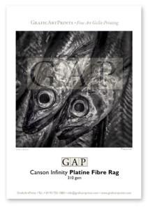 Mostra fotografia impresa en giclée sobre paper Canson Infinity Platine Fibre Rag per GraficArtPrints. © Queralt Sunyer