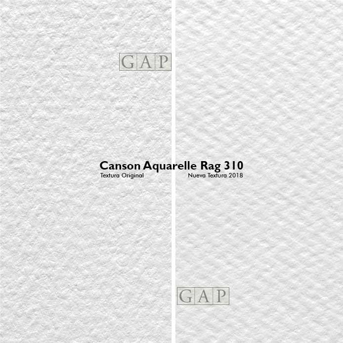 Canson Aquarelle Rag 310 ©GraficArtPrints, impressió fine art giclée