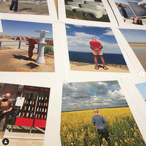 Obras impresas en Canson Infinity RAG Photographique